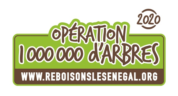 Ensemble, reboisons le Senegal : operation 1 000 000 arbres 2020