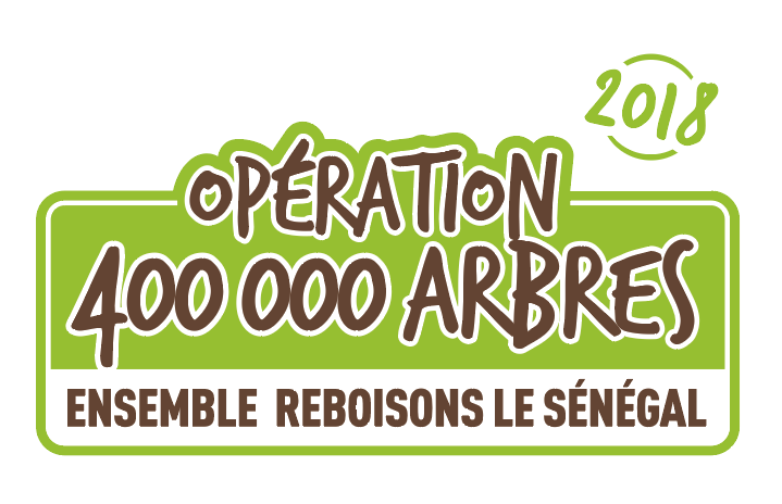 Ensemble, reboisons le Senegal : operation 400 000 arbres 2018
