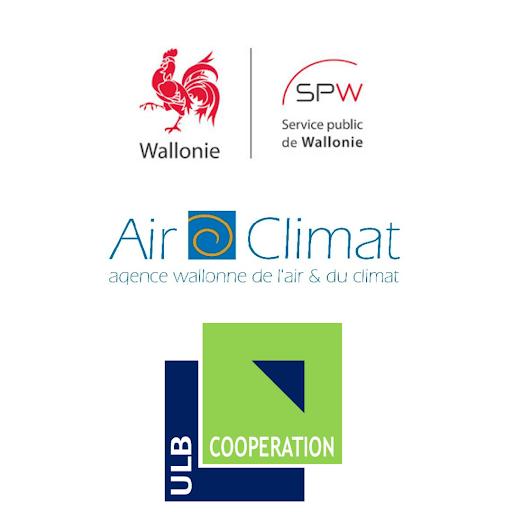 Logo ULB Cooperation et l'AWAC